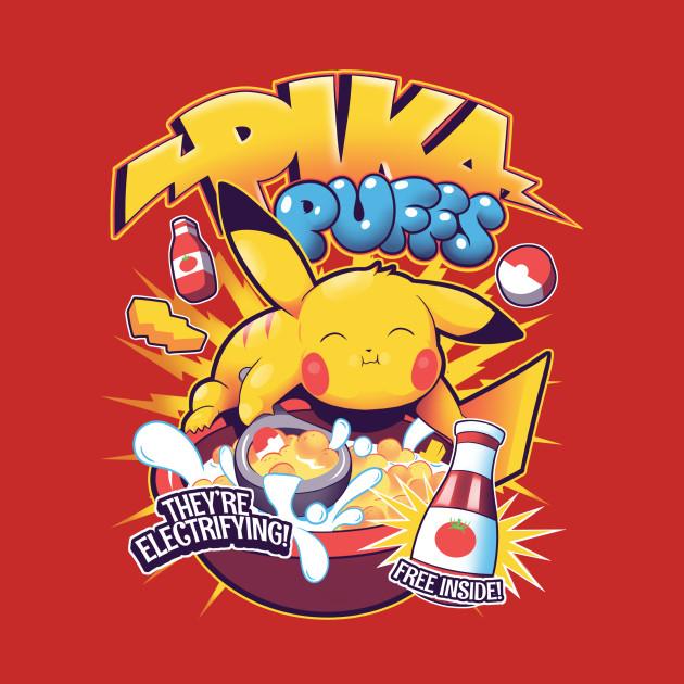 Pika Puffs