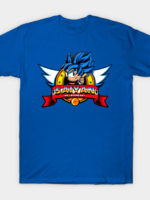 Saiyan, The Legendary T-Shirt