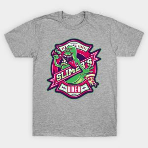 Slimer's Diner - Ghostbusters Pizza