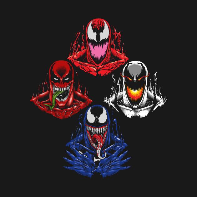 Symbiotes Rapshody