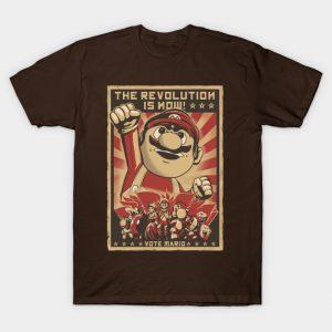 Vote Mario