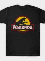 Wakanda Park T-Shirt
