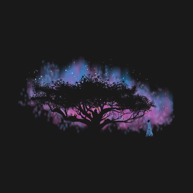 Black Panther Tree
