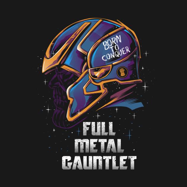 Full Metal Gauntlet