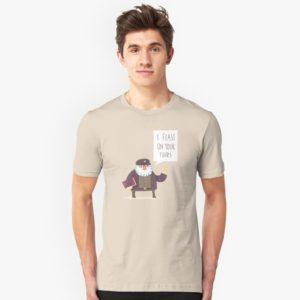 George RR Meanie T-Shirt