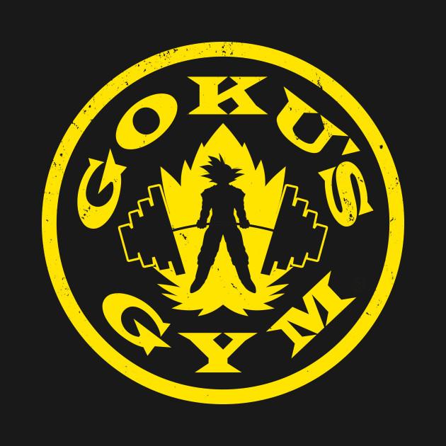 Goku's Gym