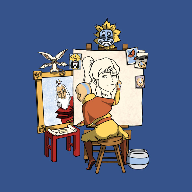 Me, Myself, and Aang