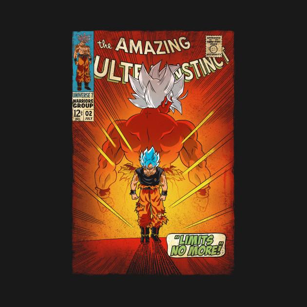 The Amazing Ultra-Instinct