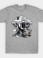 African Tree House T-Shirt