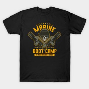 Colonial Marine Boot Camp