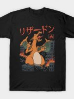 Fire Kaiju T-Shirt