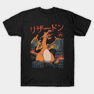 Fire Kaiju
