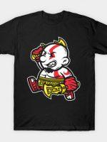 Game Spartan Jump T-Shirt