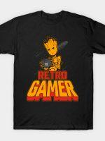 I am Retro Gamer T-Shirt