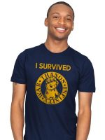 INFINITY SURVIVOR T-Shirt