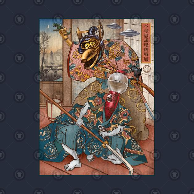Mystery Science Kabuki