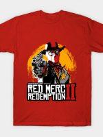 Red Merc Redemption II T-Shirt