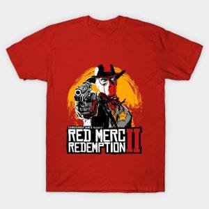 Red Merc Redemption II