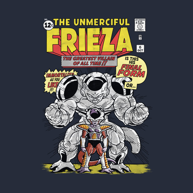 The Unmerciful Frieza