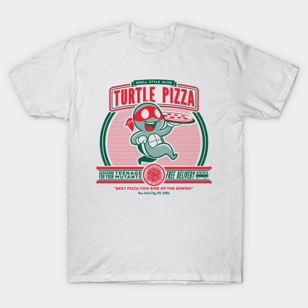 Turtle Pizza