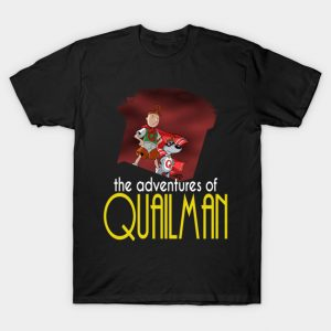 Adventures of Quailman and Quaildog