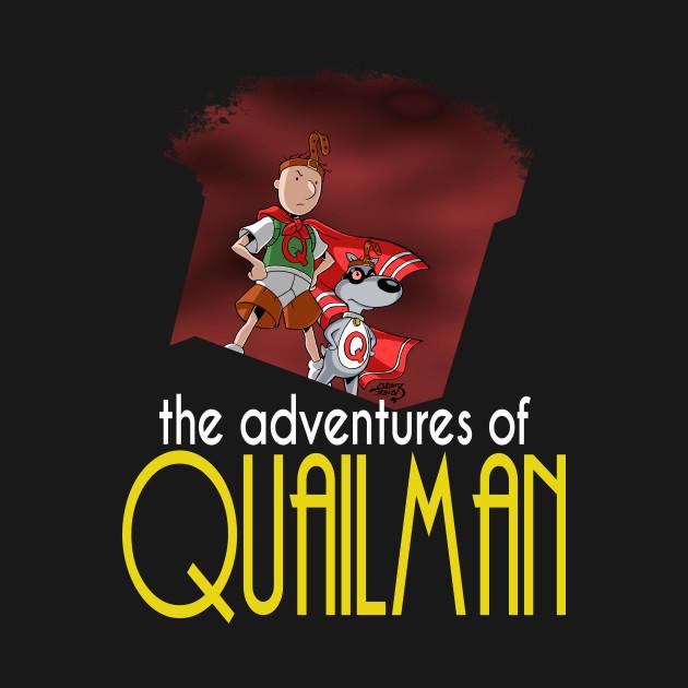 Adventures of Quailman and Quaildog