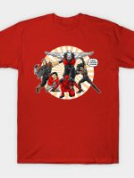 Ginyu-X-Force T-Shirt