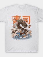 Great Sushi Dragon T-Shirt