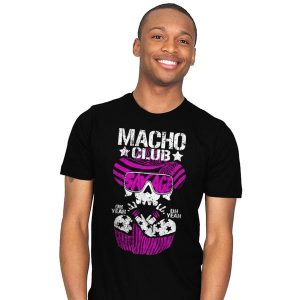 MACHO CLUB T-Shirt