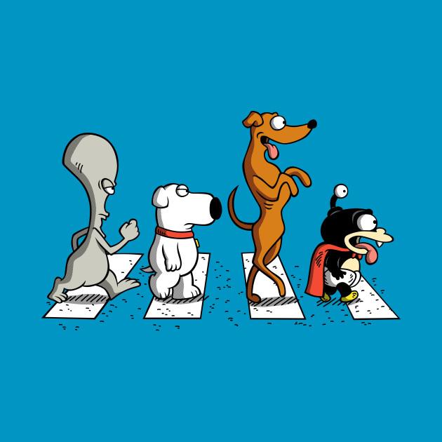 Pets on Abbey Road