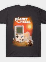Planet of the Pixels T-Shirt