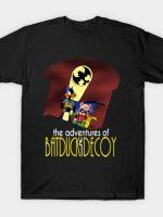 The Adventures of Batduck and Decoy T-Shirt