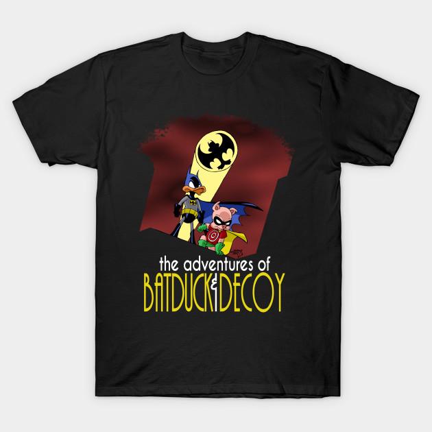 The Adventures of Batduck and Decoy