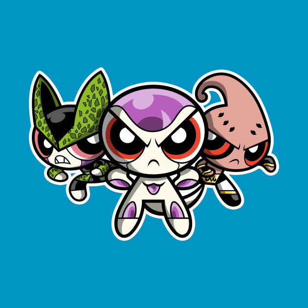 The Powerpuff Villains