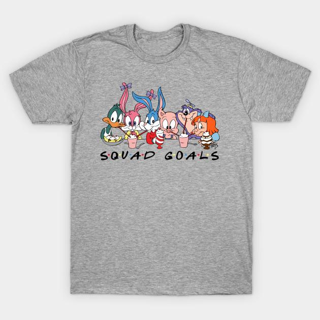 Tiny Toon Squad Goals
