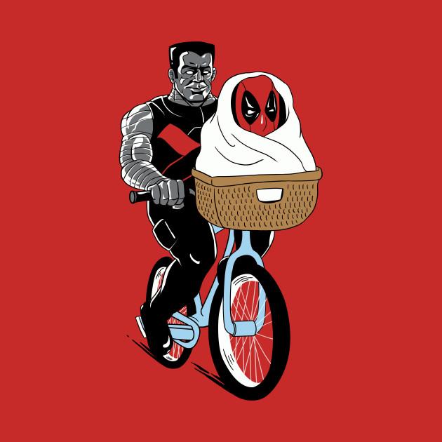 Anti Hero Bike Ride