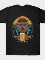 Beer & Bear T-Shirt