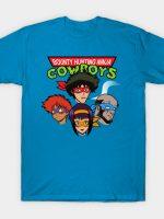 Bounty Hunting Ninja Cowboys T-Shirt