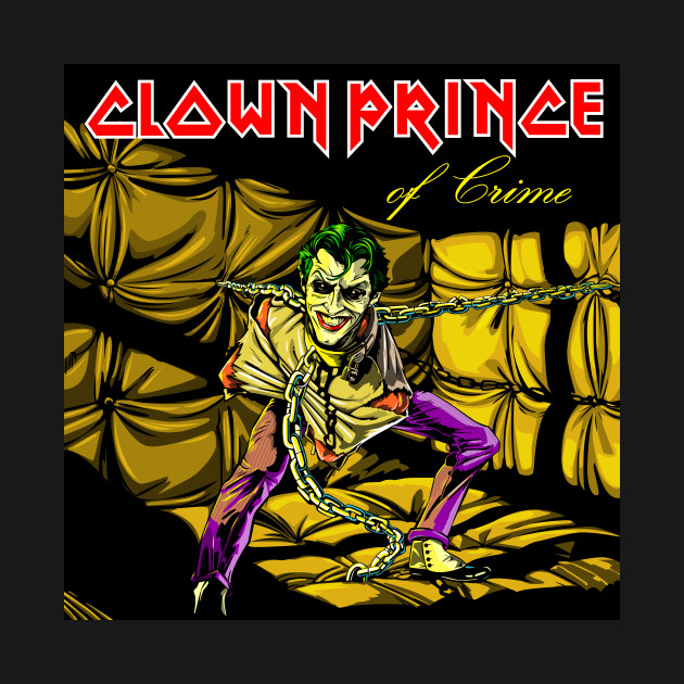 Clown Prince (of Crime)