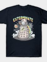 Dalek Cat T-Shirt
