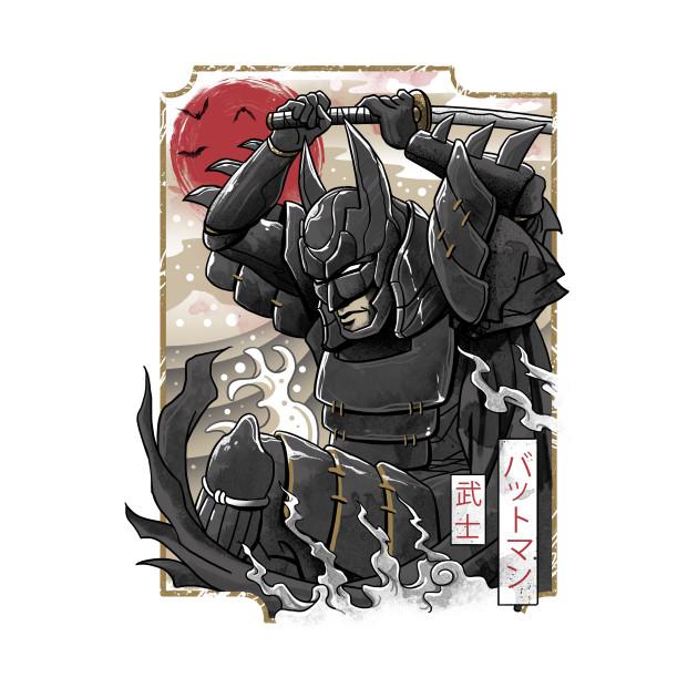 Dark Samurai Knight