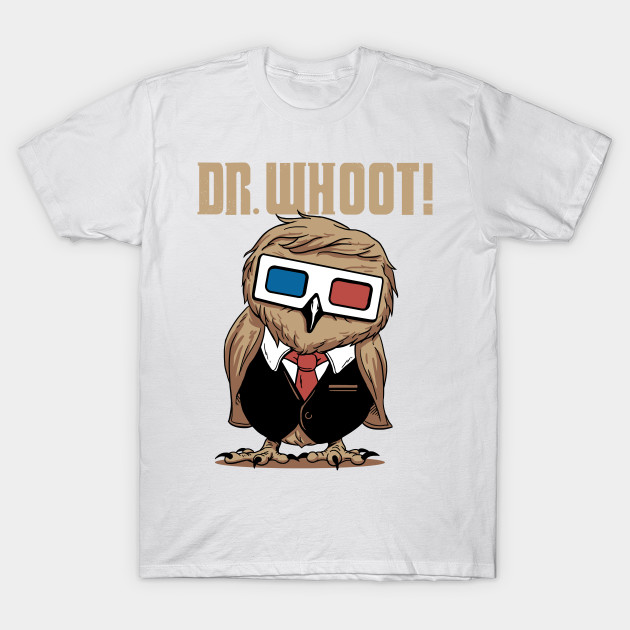 Dr. Whoot!