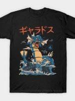 Flying Water Kaiju T-Shirt