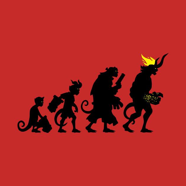 Hellvolution