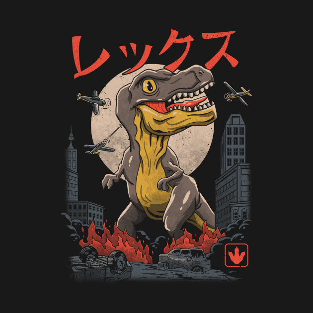 Kaiju T-Rex