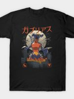 Legendary Dragon Ground Kaiju T-Shirt