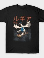 Legendary Psychic Flying Kaiju T-Shirt