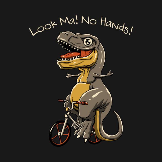 Look, Ma! No Hands!