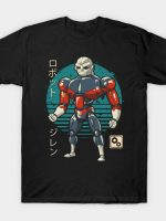 Mecha Gray T-Shirt