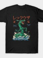 Mega Dragon Flying Kaiju T-Shirt